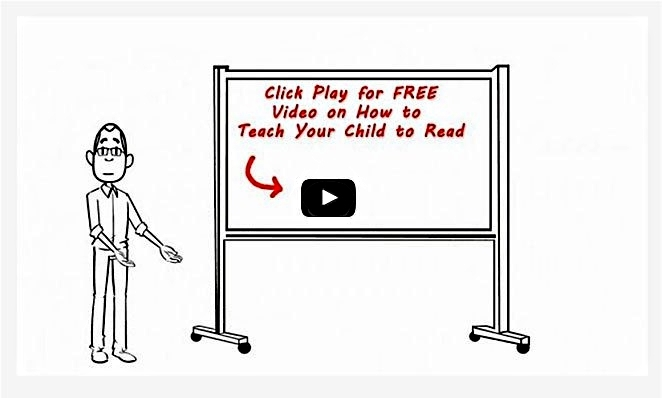 How to teach your child to read, Burt reading test
